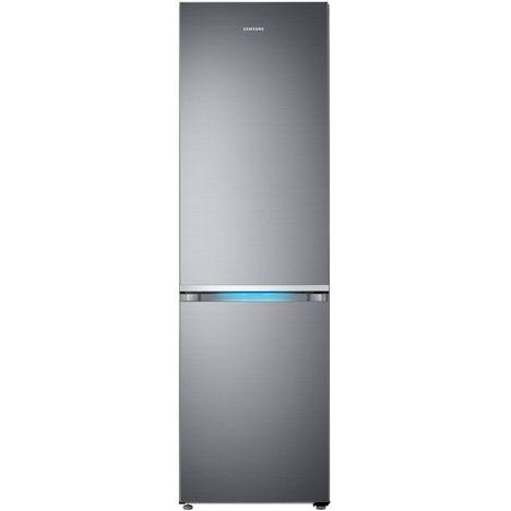 SAMSUNG Réfrigérateur combiné RB41R7737S9, 406 L, Froid ventilé