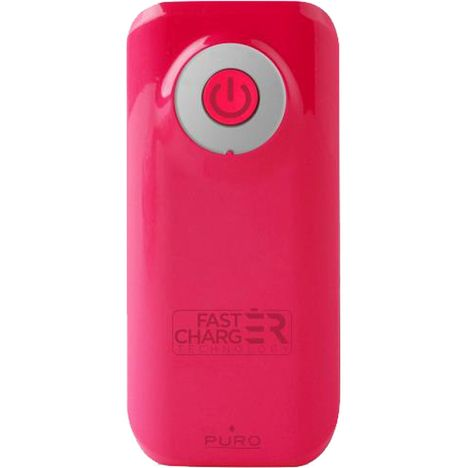 PURO Batterie de secours charge rapide PUROPBFC4000P - Rose