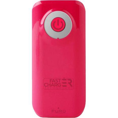 PURO Batterie de secours charge rapide PUROPBFC4000P - Rose