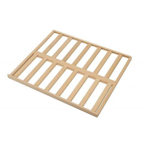 VINOSTYLE Clayette fixe bois hêtre - CLAFWS75