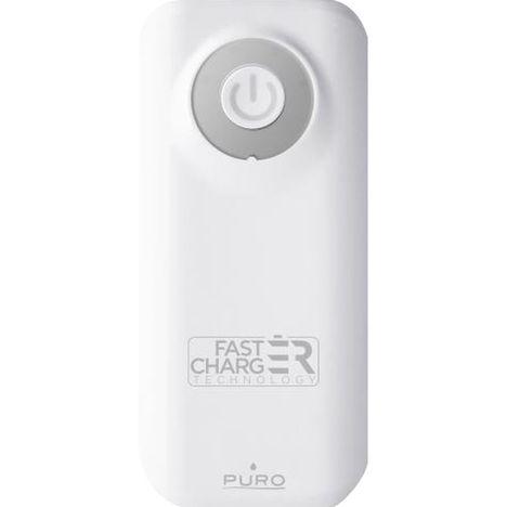 PURO Batterie de secours charge rapide PUROPBFC4000W - Blanc