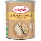 Babybio céréales vanille 220g dès 6 mois