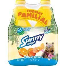 Sunny Delight SUNNY DELIGHT Boisson aux fruits frais doux California
