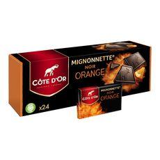 Côte d'or mignonnettes noir orange 240g