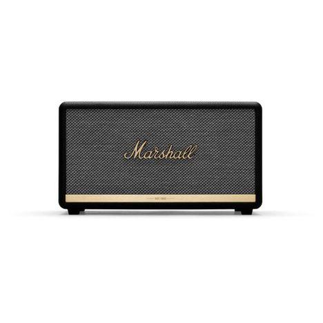 MARSHALL Enceinte Bluetooth - STANMORE II BT - Noir