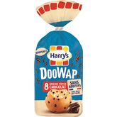 Harry's doowap pépites de chocolat sans additifs x8 -320g