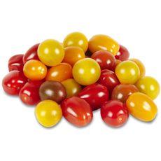 Tomates cerises mélangées sans résidus de pesticides 350g