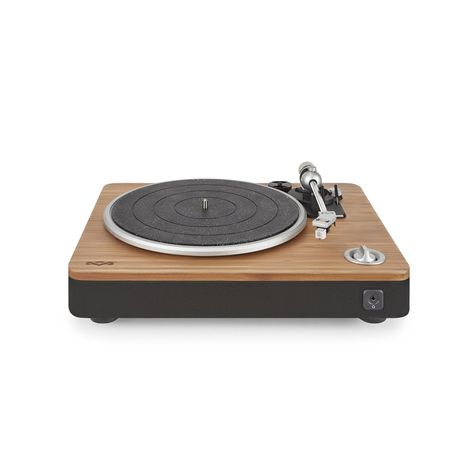 HOUSE OF MARLEY Platine vinyle STIR IT UP MA EM-JT000-SB - Coloris Bois/gris