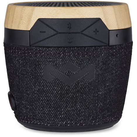 HOUSE OF MARLEY Enceinte portable Bluetooth - Chant Mini - Noir