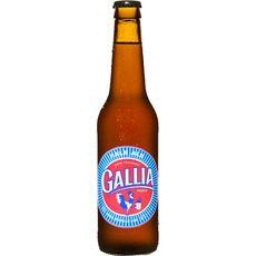 GALLIA Bière blonde session IPA 4,7% bouteille 33cl