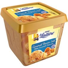 La Laitière caramel beurre salé 430g