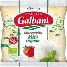 GALBANI Mozzarella bio 125g