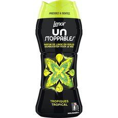 Lenor parfum de linge tropiques 15 lavages 210g