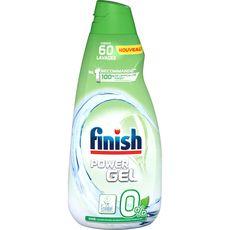FINISH Gel lave-vaisselle écologique 60 lavages 900ml