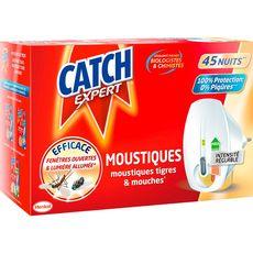 Catch Diffuseur électrique anti-moustiques moustiques-tigres & mouches x1