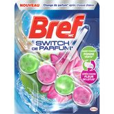 Bref WC switch pomme lotus 50g