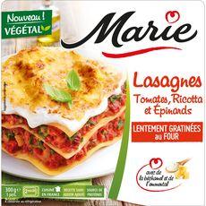 HERTA Herta Lasagnes tomates, ricotta et épinards 300g 300g