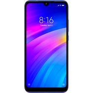 Smartphone - REDMI 7 - 32 Go - 6.26 pouces - Bleu - 4G - Double Nano-SIM