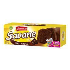Brossard savane tout chocolat 300g