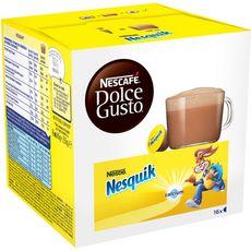 Nescafé Dolce Gusto Capsules de Nesquik X16-260g