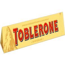 TOBLERONE Barre chocolatée au chocolat au lait 360g
