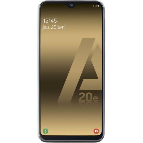 SAMSUNG Smartphone - GALAXY A20e - 32 Go - 5.8 pouces - Noir - 4G - Double port Nano SIM