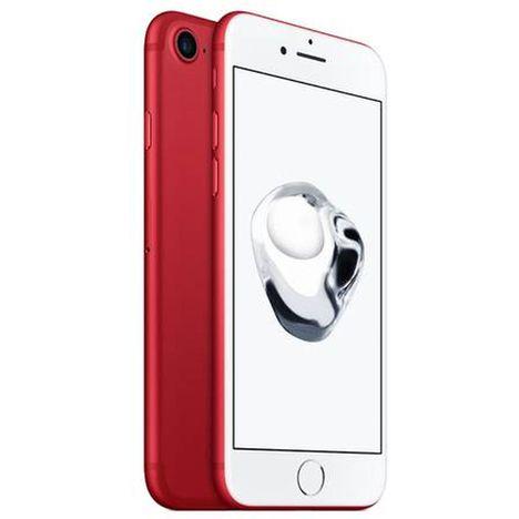 APPLE APPLE - Iphone 7 - Reconditionné - Grade A+ - 128 Go - Rouge - RIF