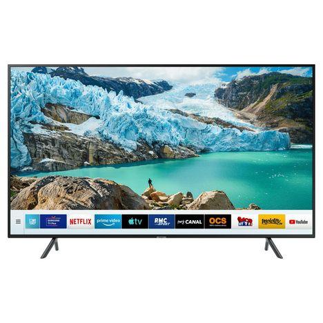 SAMSUNG UE55RU7105 TV UHD Noir LED 4K 138 cm Smart TV