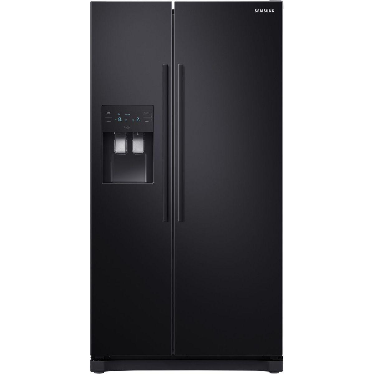 Réfrigérateur américain RS50N3503BC, 501 L, Froid ventilé intégral