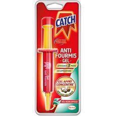 CATCH Catch Gel appât concentré anti-fourmis x1 efficace 3 mois 1 seringue