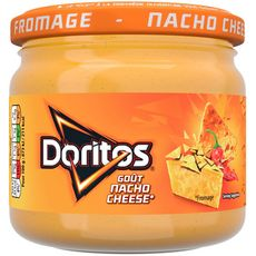 Doritos sauce nacho cheese 300g