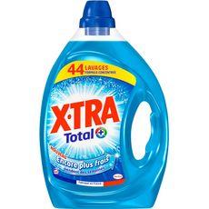 Xtra lessive diluée total 44 lavages 2,2l