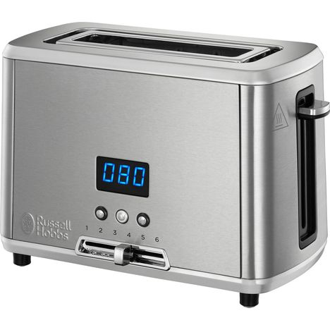 RUSSELL HOBBS Toaster - 24200-56 - Inox