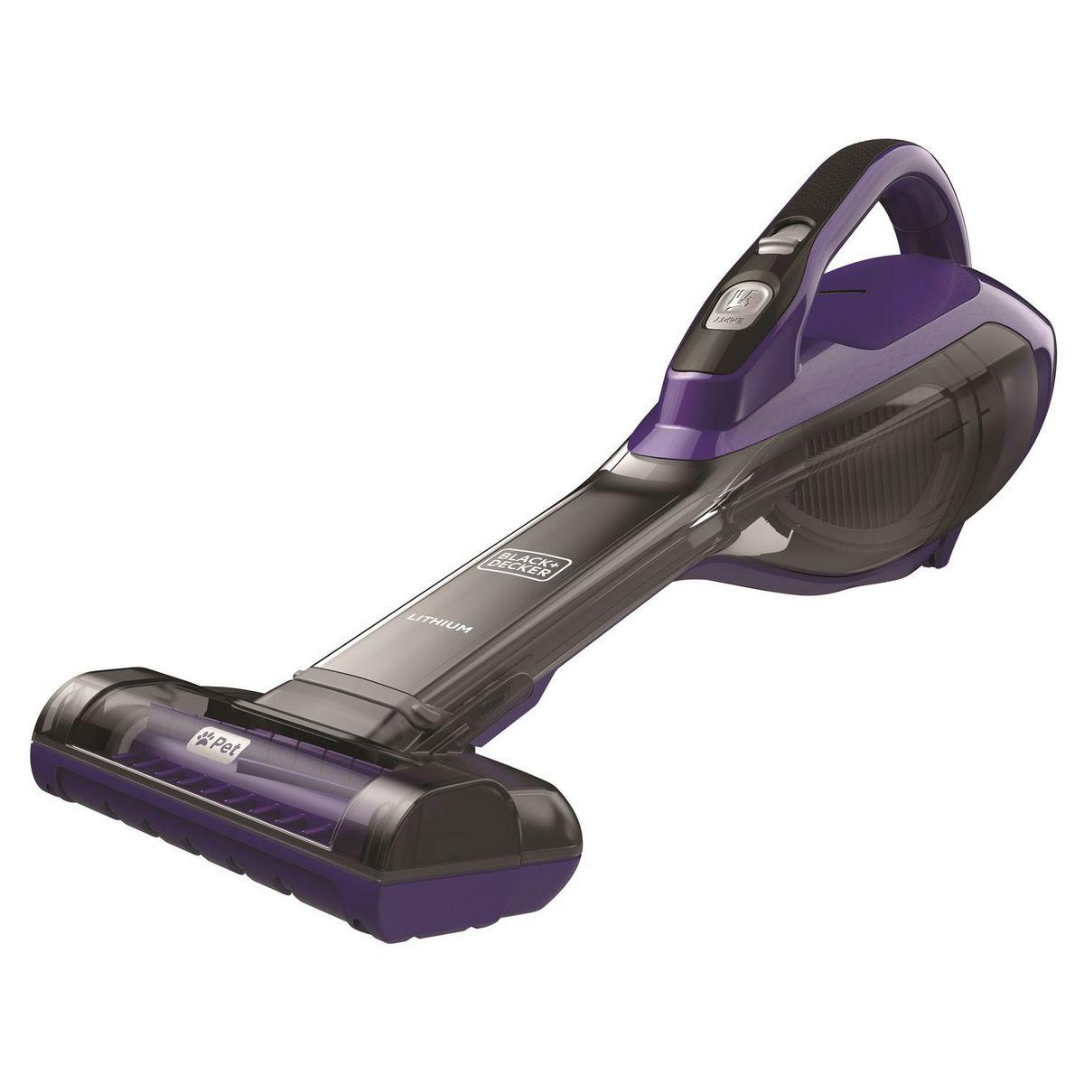 Aspirateur à main Dustbuster DVA325JP07, Noir/violet