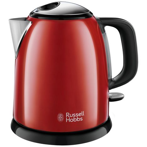 RUSSELL HOBBS Bouilloire - 24992-70 - Rouge flamboyant