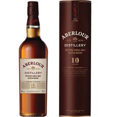 Aberlour ABERLOUR Scotch whisky single malt Forest reserve 10 ans 40%