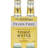FEVER TREE Boisson tonic premium mixer bouteilles