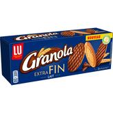 LU Granola sablé extra fin chocolat au lait 170g