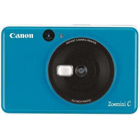 CANON Appareil photo instantané - Bleu - Zoemini C