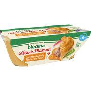 Blédina bols légumes du potager et boeuf 2x200g dès 8 mois