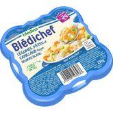 Blédina Blédina Blédichef assiette légumes pâtes et cabillaud dès 24 mois 250g