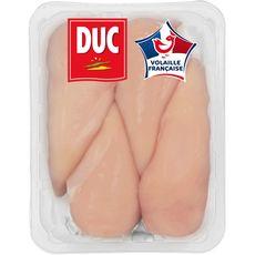Filets de poulet blanc 4 pièces 720g