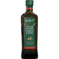 CARAPELLI Huile d'olive extra vierge classico extraite à froid 75cl