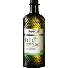 Carapelli huile d'olive vierge extra bio 75cl