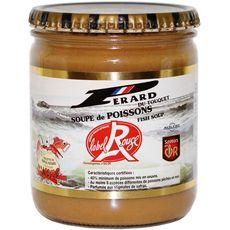 Perard Soupe de poissons label rouge 390ml