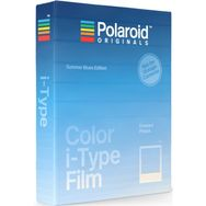 POLAROID Papier photo Color i-Type Film - Summer Blues Edition