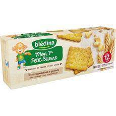Blédina Mon 1er petit beurre dès 12 mois 133g