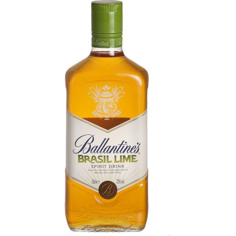 BALLANTINES Boisson à base de whisky Brasil lime 35%