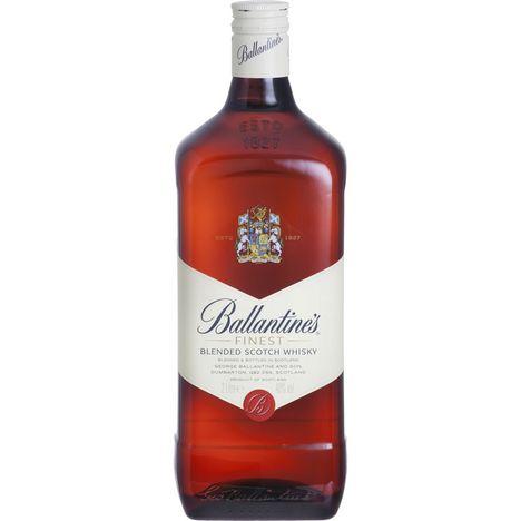 BALLANTINES Scotch whisky écossais blended 40%
