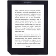 BOOKEEN Liseuse e-Book Bookeen Muse Light